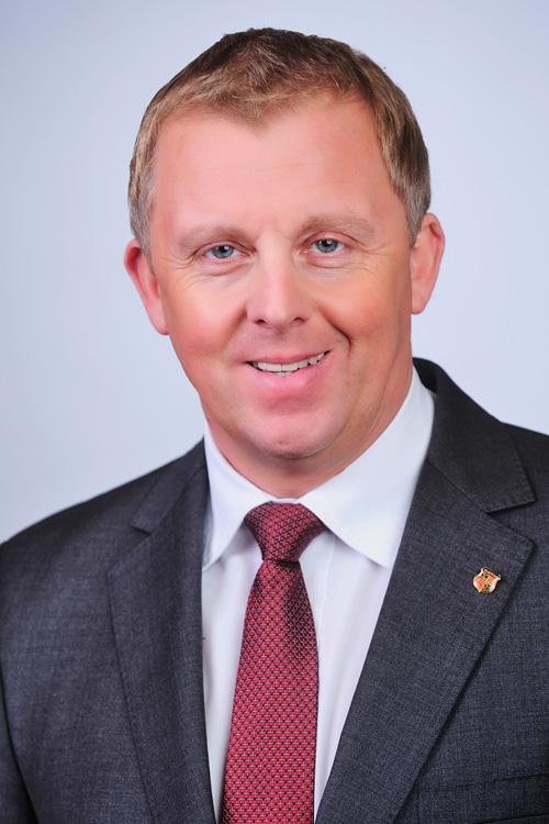 Vizebürgermeister Oberst Horst Karas
